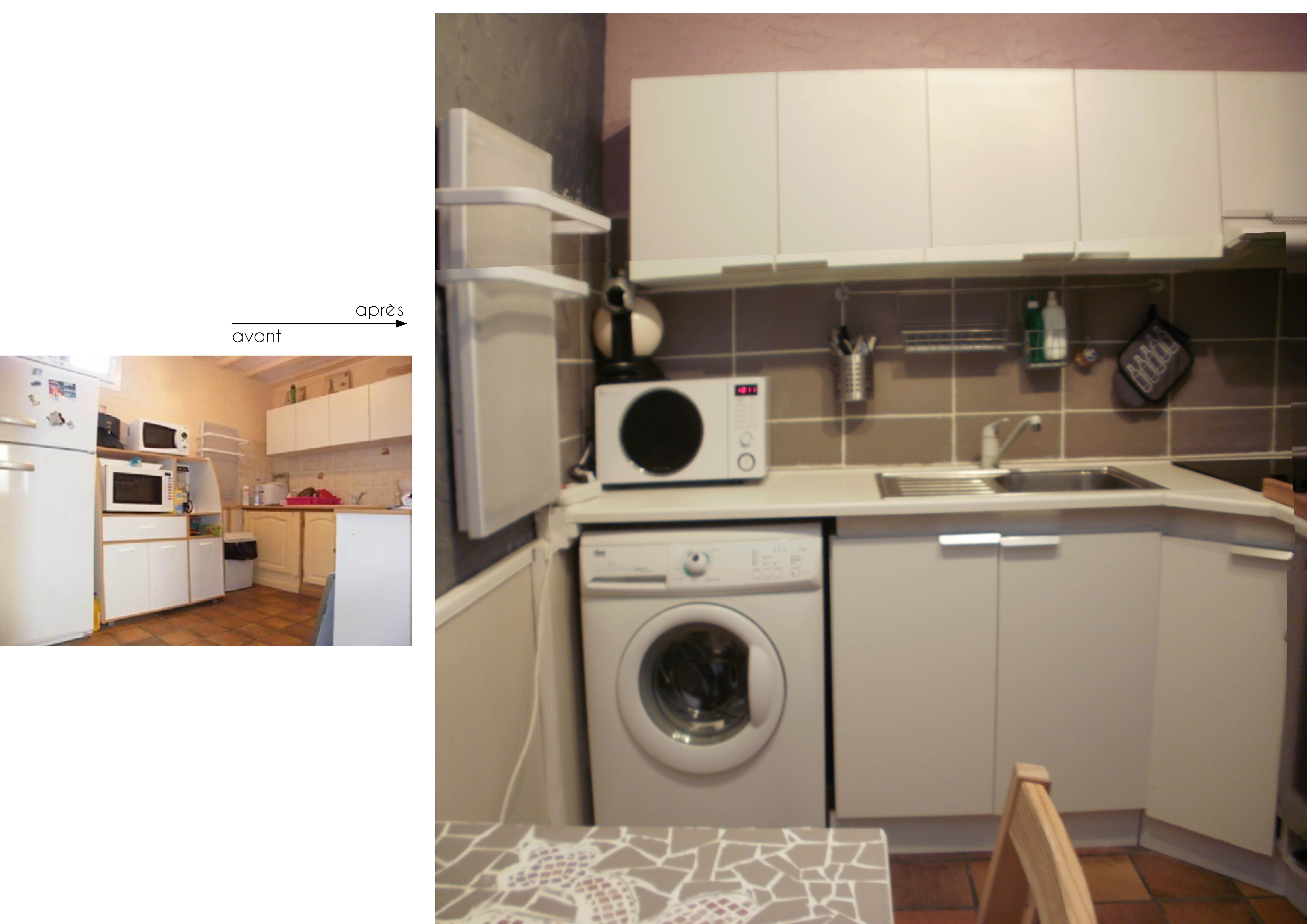 D coration d 39 une cuisine for Deco cuisine place laurier