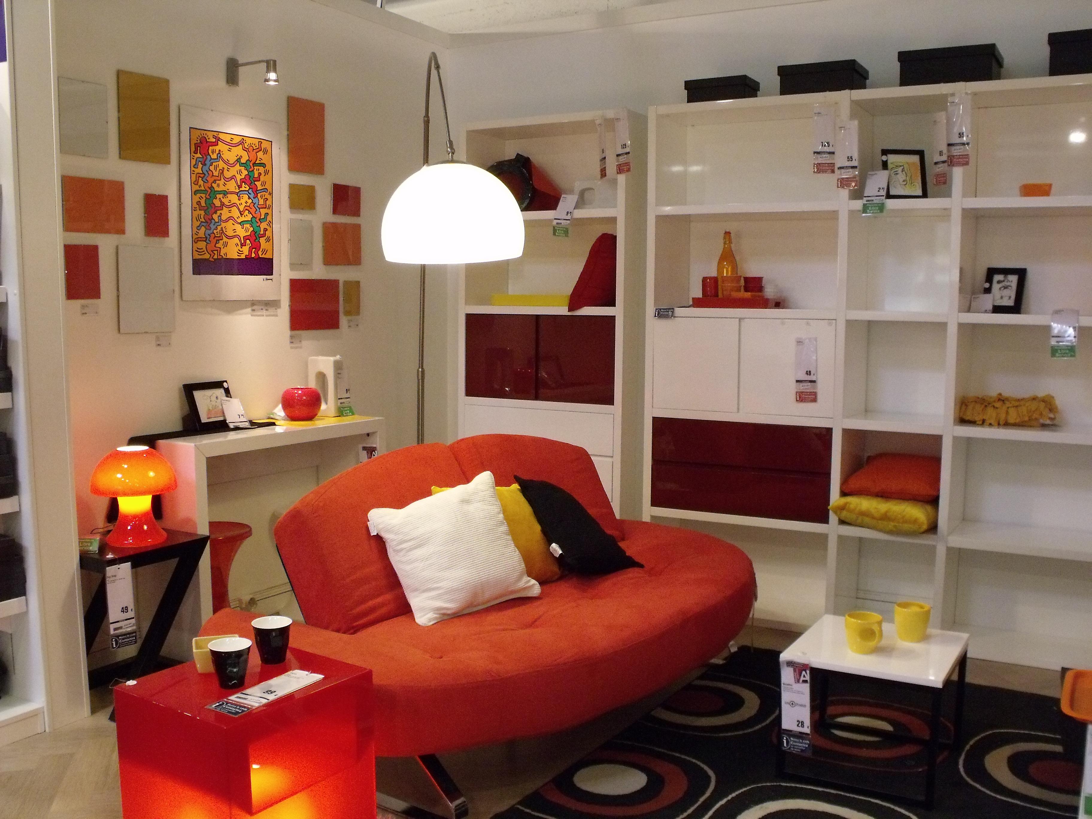 D coration d un salon pop - Decoration d un salon ...
