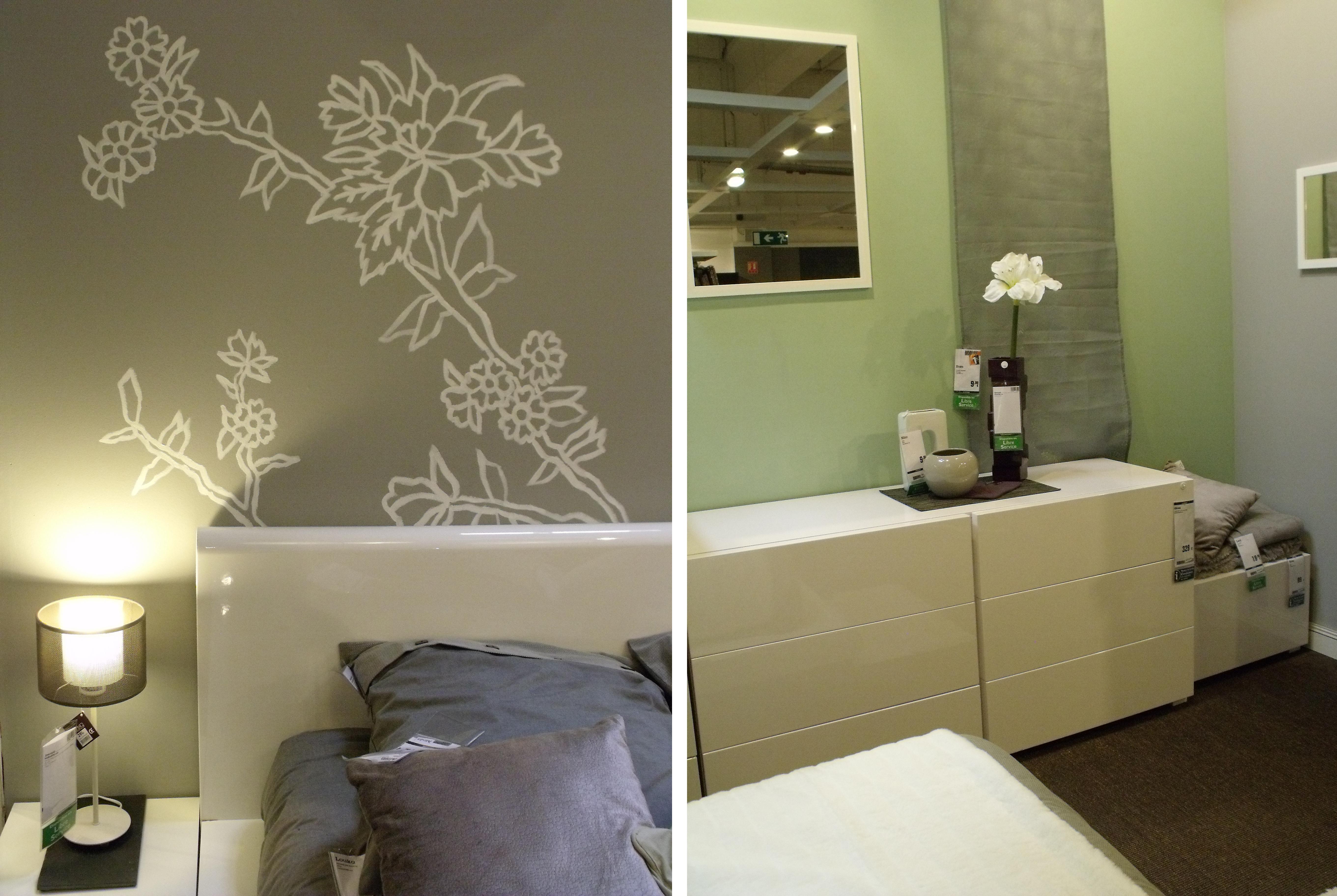 D coration d une chambre coucher apaisante - Decoration d une chambre ...
