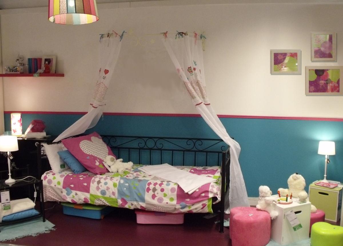 D coration d une chambre de petite fille for Decoration d une chambre adulte